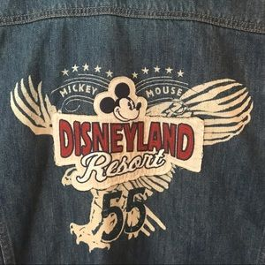 DisneyLand Mickey Mouse 55 Anniversary Jacket